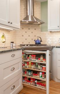 Chelmsford MA Cozy Kitchen - Traditional - Kitchen ...