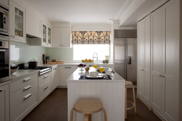 Chelsea Family Home Traditional Kitchen london by