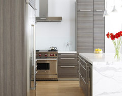 Chelsea Loft modern kitchen