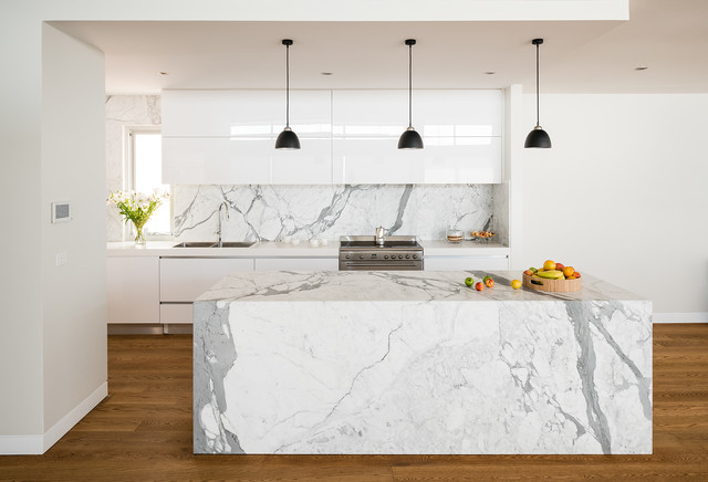 Chelsea Project Contemporary Kitchen Melbourne By