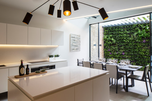 Modern Kitchen Wall Tiles