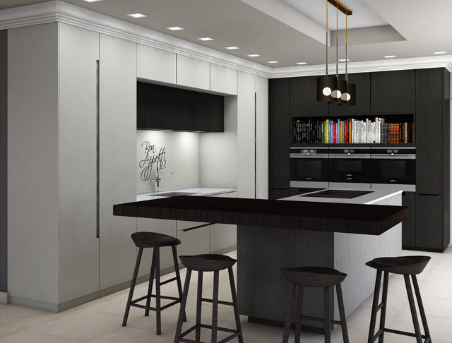 Chelsey contemporary-kitchen