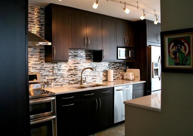 Cherry Creek, CO Kitchen Remodel - Modern - Kitchen - Denver - by ...