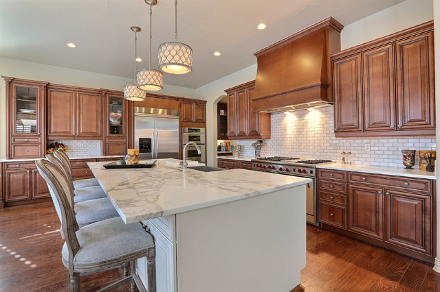 Cherry Creek Country Club Project Traditional Kitchen Denver By Virid