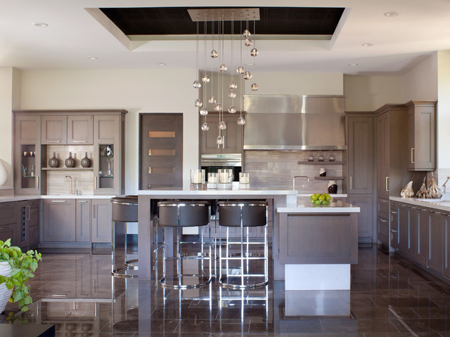 Cherry Creek Country Club Transitional Kitchen Denver By Wm Ohs Showrooms