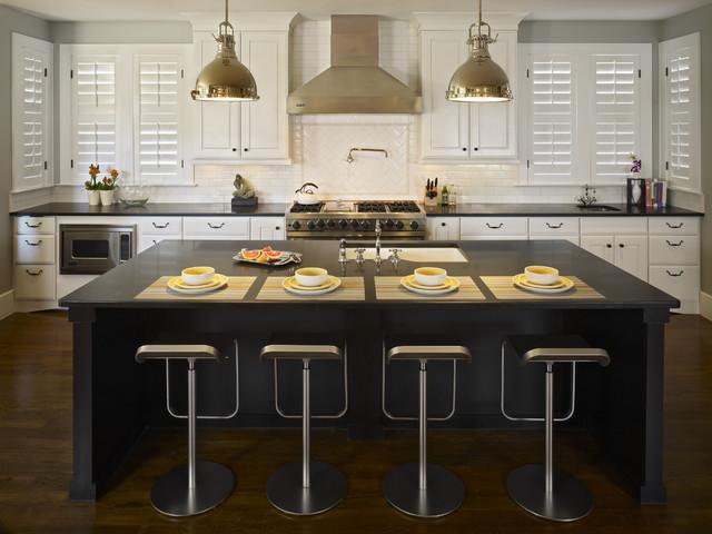 Cherry Creek Home contemporary-kitchen