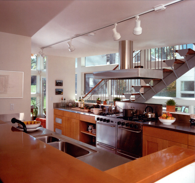 Cherry Creek Residence contemporary-kitchen