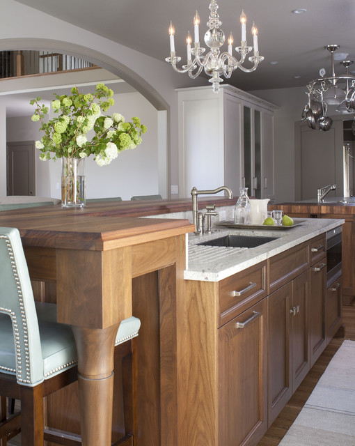 Cherry Hills contemporary kitchen