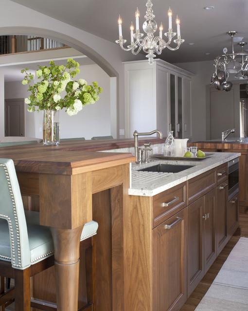 Cherry Hills transitional-kitchen