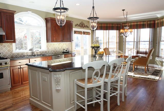 Cherry Kitchens kitchen