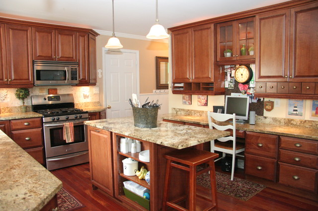 kitchen images white cabinets cherry kitchens traditional kitchen chicago by the 4954