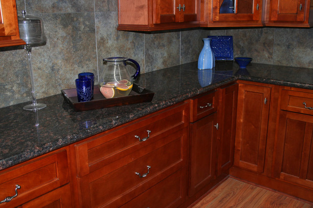 Wood Kitchen Cabinets With Wood Floors