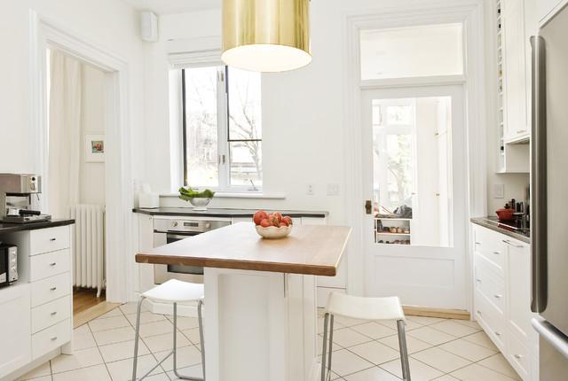 cherry sunny contemporary-kitchen