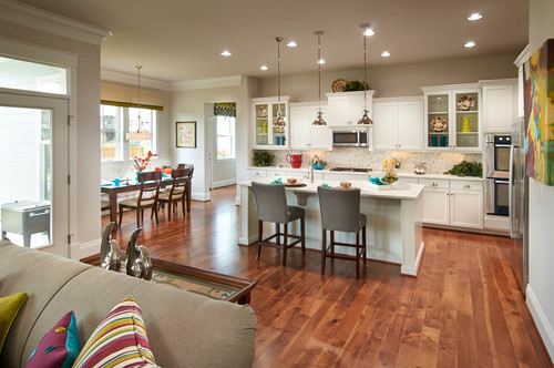 What Are The Dimensions Of This Kitchen Breakfast Nook And Island - Breakfast nook dimensions