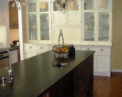 chesapeake - the kitchen traditional-kitchen