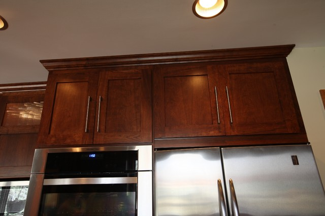 ... Kitchen - Traditional - Kitchen - minneapolis - by Country Cabinets