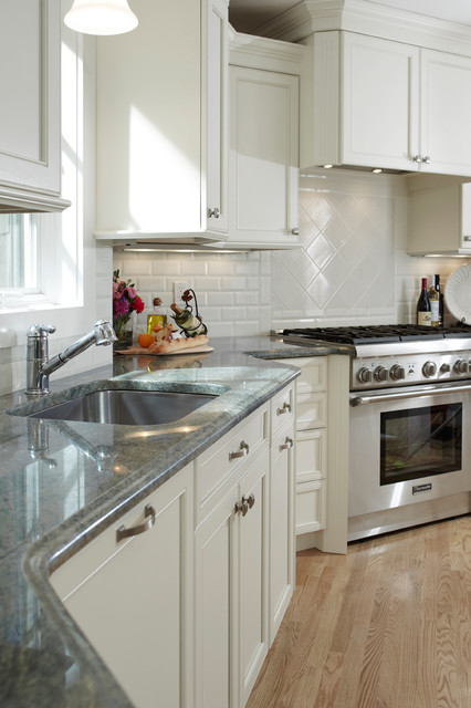 Chestnut Hill Carriage House traditional-kitchen