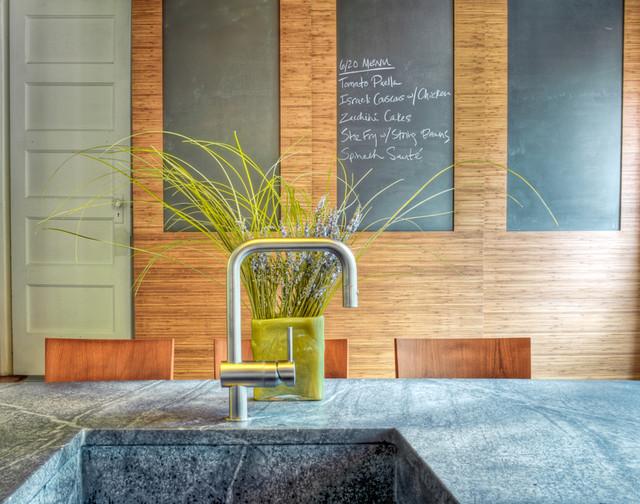 Chestnut Hill kitchen contemporary-kitchen