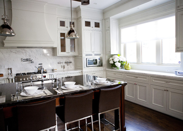 Chestnut Hills Kitchen Contemporary Kitchen Toronto By Pure Bliss Creative Design
