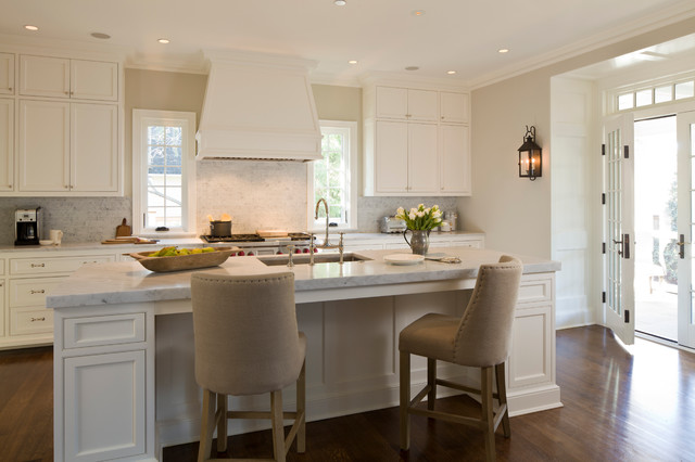 Chevy Chase House Traditional Kitchen Dc Metro By