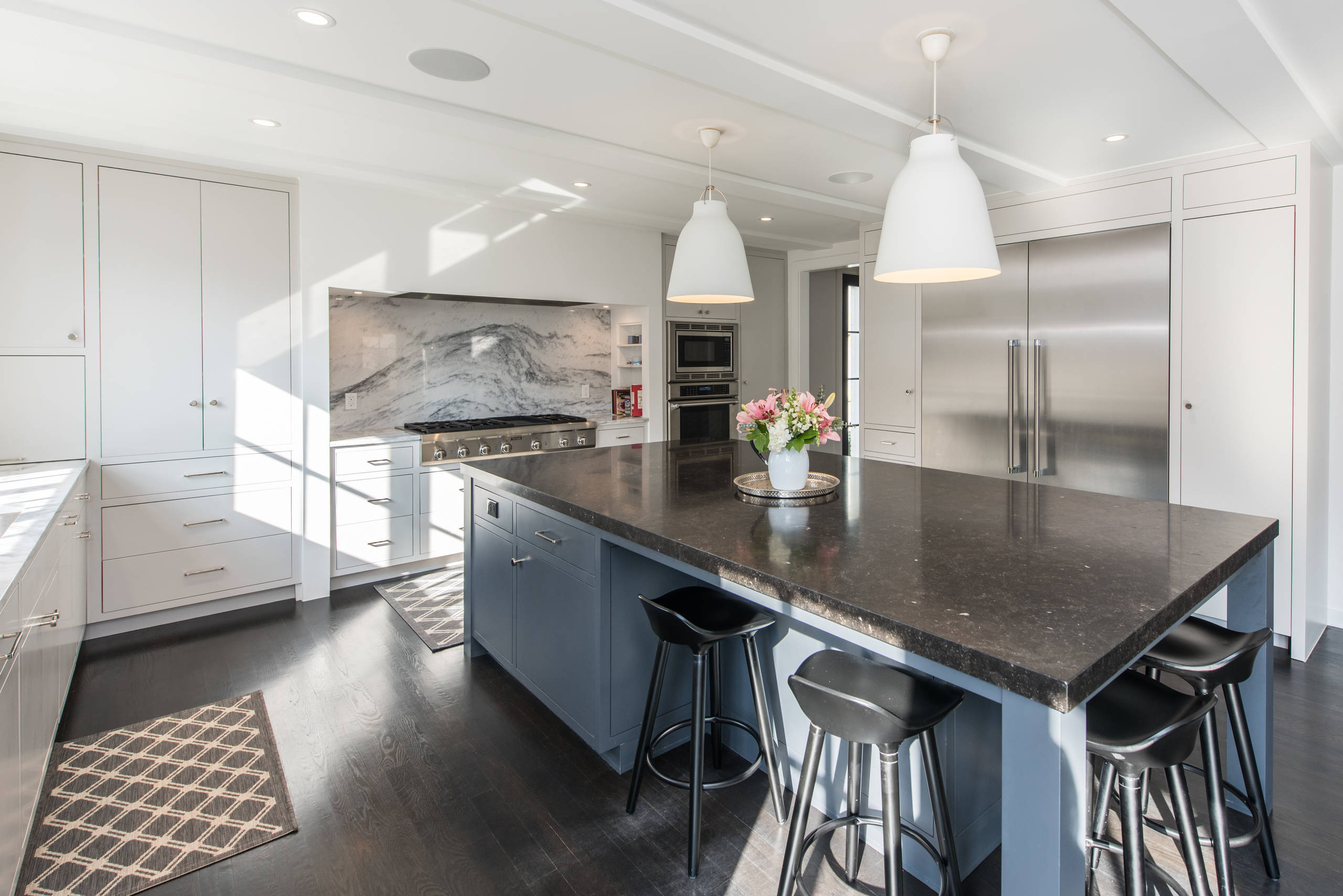 Chevy Chase, MD Contemporary 3-story Addition
