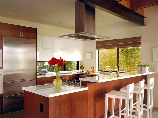 ChiaroScuro Modern Kitchen Seattle By Studio Ectypos