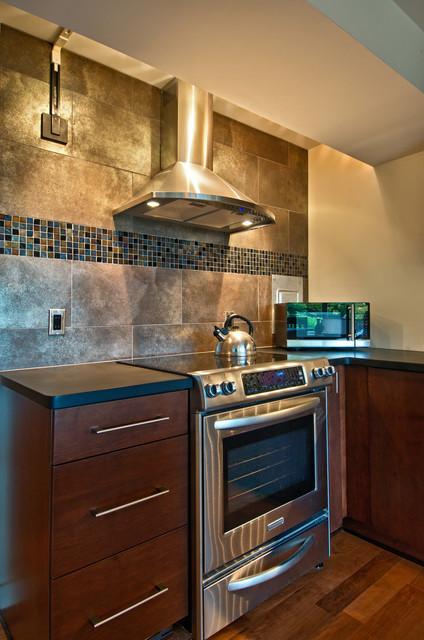 Chic Urban Kitchen contemporary-kitchen