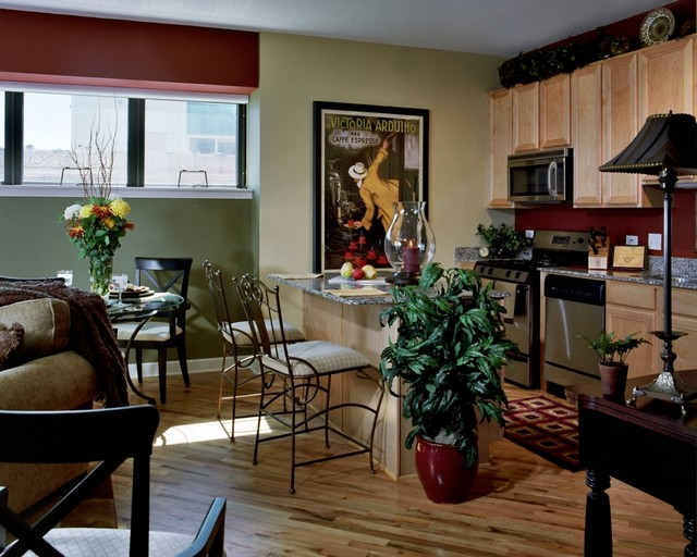 Chicago high rise interior design for Interior design chicago