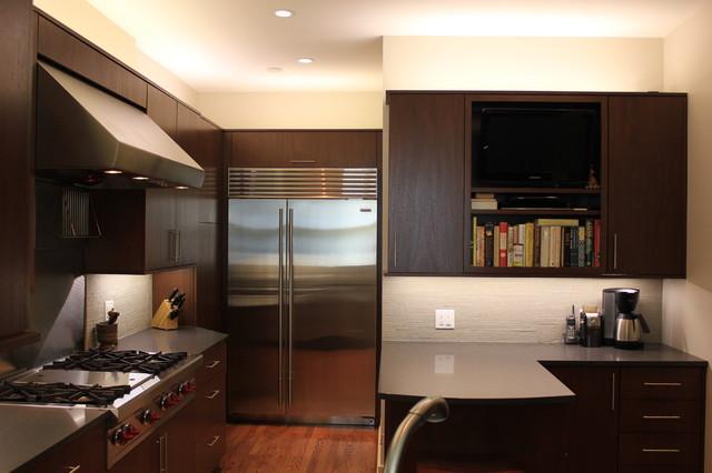 Chicago Kitchen contemporary-kitchen
