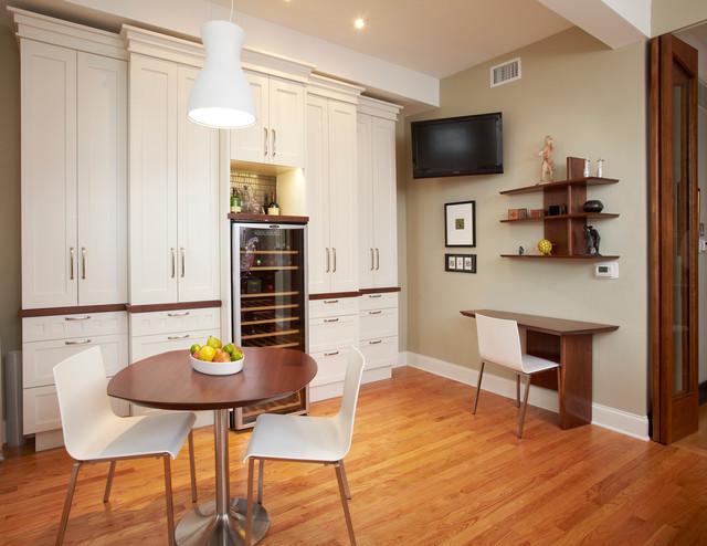 Chicago Kitchen Remodel contemporary-kitchen
