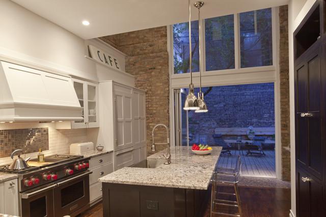 Chicago Residence modern-kitchen