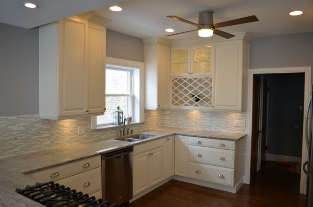 Chicago Top Drawer Bungalow Traditional Kitchen Chicago By Dds Design Services Llc By