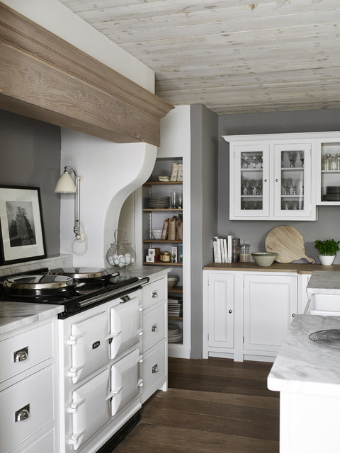 Chichester kitchen collection - Country - Kitchen - London ...