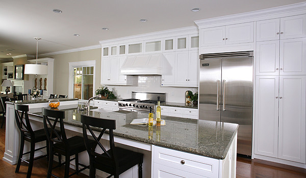 christian rice architects, inc. traditional-kitchen