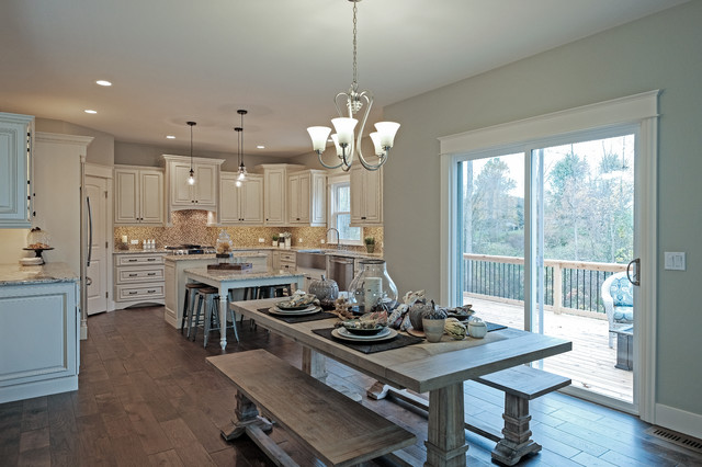Christin Homes 2015 Parade House - Greater Grand Rapids, Michigan - Transitional - Kitchen - by ...