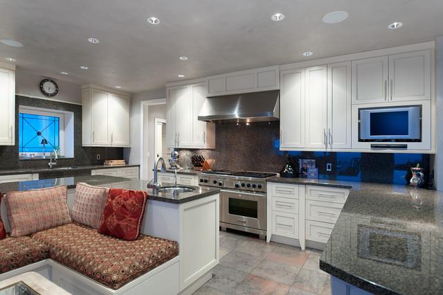 Christopherson Road contemporary-kitchen