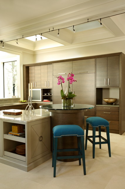 Christy Dillard Collection by Lorts contemporary-kitchen