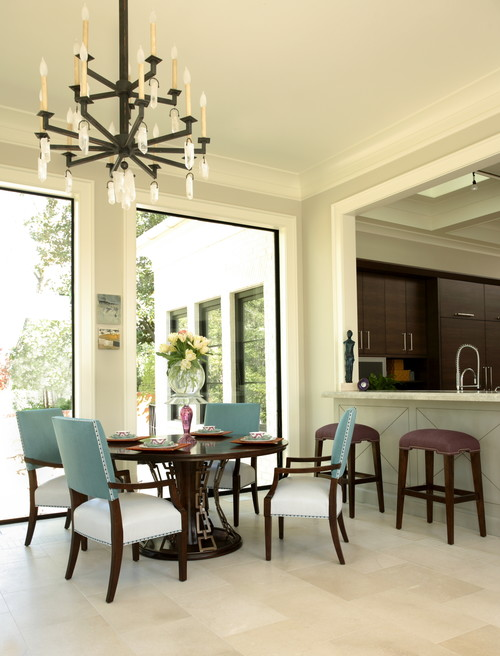 Trim And Ceiling Are White Chocolate By Benjamin Moore