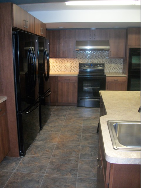 Church Kitchen - Traditional - Kitchen - cleveland - by Cabinet-S-Top