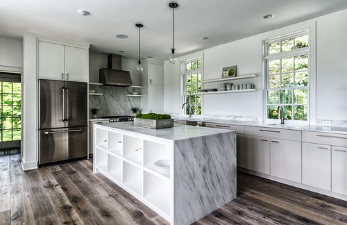 Waterfall Countertop In Your Kitchen Design