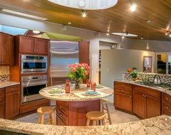 Circular Kitchen contemporary-kitchen