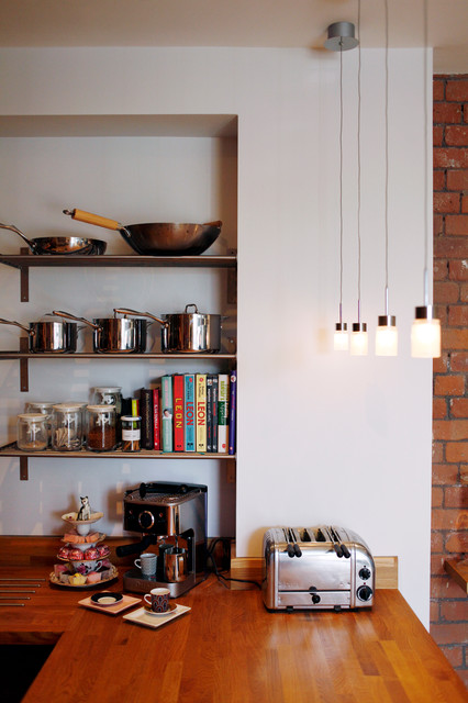 City Centre Apartment Manchester Uk Eclectic Kitchen Manchester Uk By Pearsonwhiteley