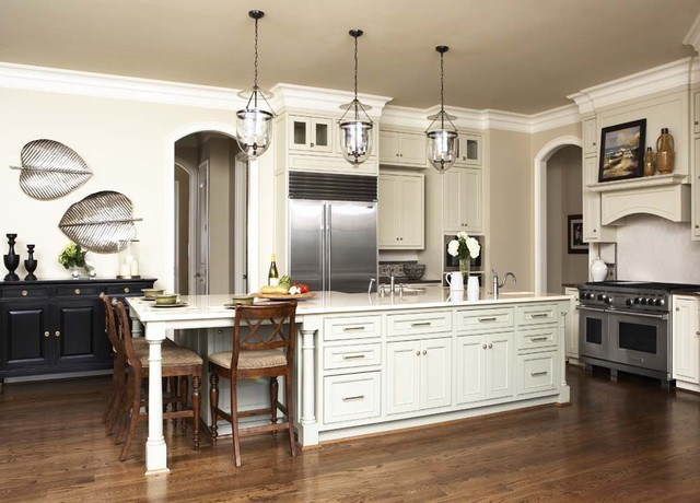 City: Ferrell Residence contemporary-kitchen