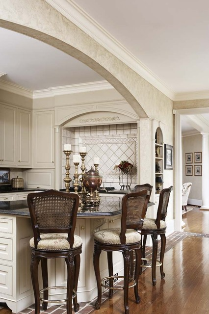 City: Kirkland Residence traditional kitchen