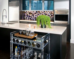 City Living Showhouse contemporary-kitchen