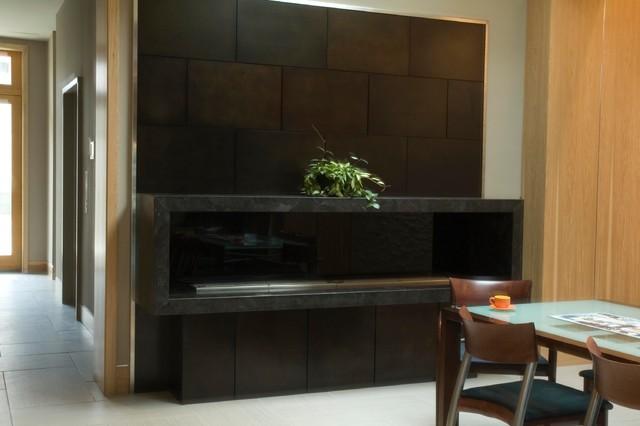 City Tower Home modern-kitchen
