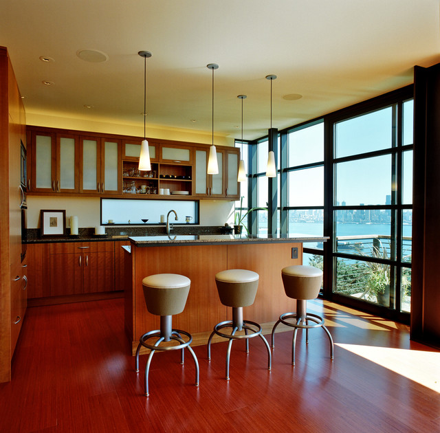 Kitchen Cabinets In Seattle: City View Residence