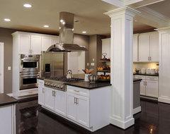 Clara Barton transitional-kitchen