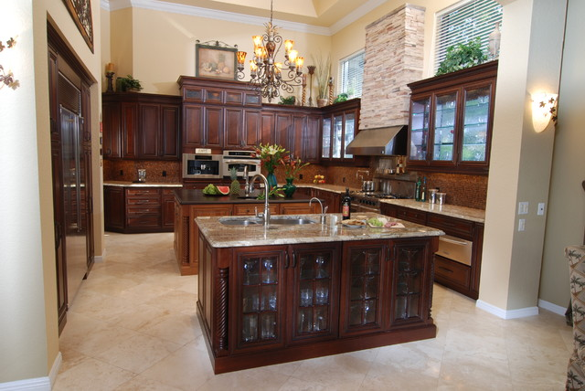 Clare DiFrisco Traditional Kitchen Other Metro