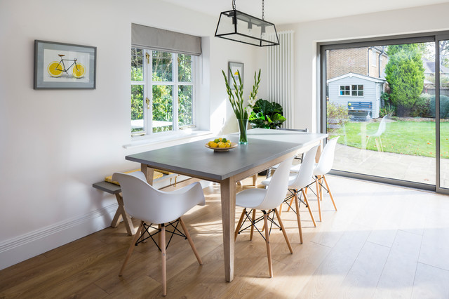 Clare Elise Interiors - Tadworth Street - Contemporary ... on Clare View Beige Outdoor Living Room id=39507